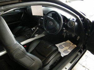 Mazda RX8 prodrive PZ