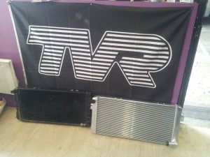 radiateur tvr